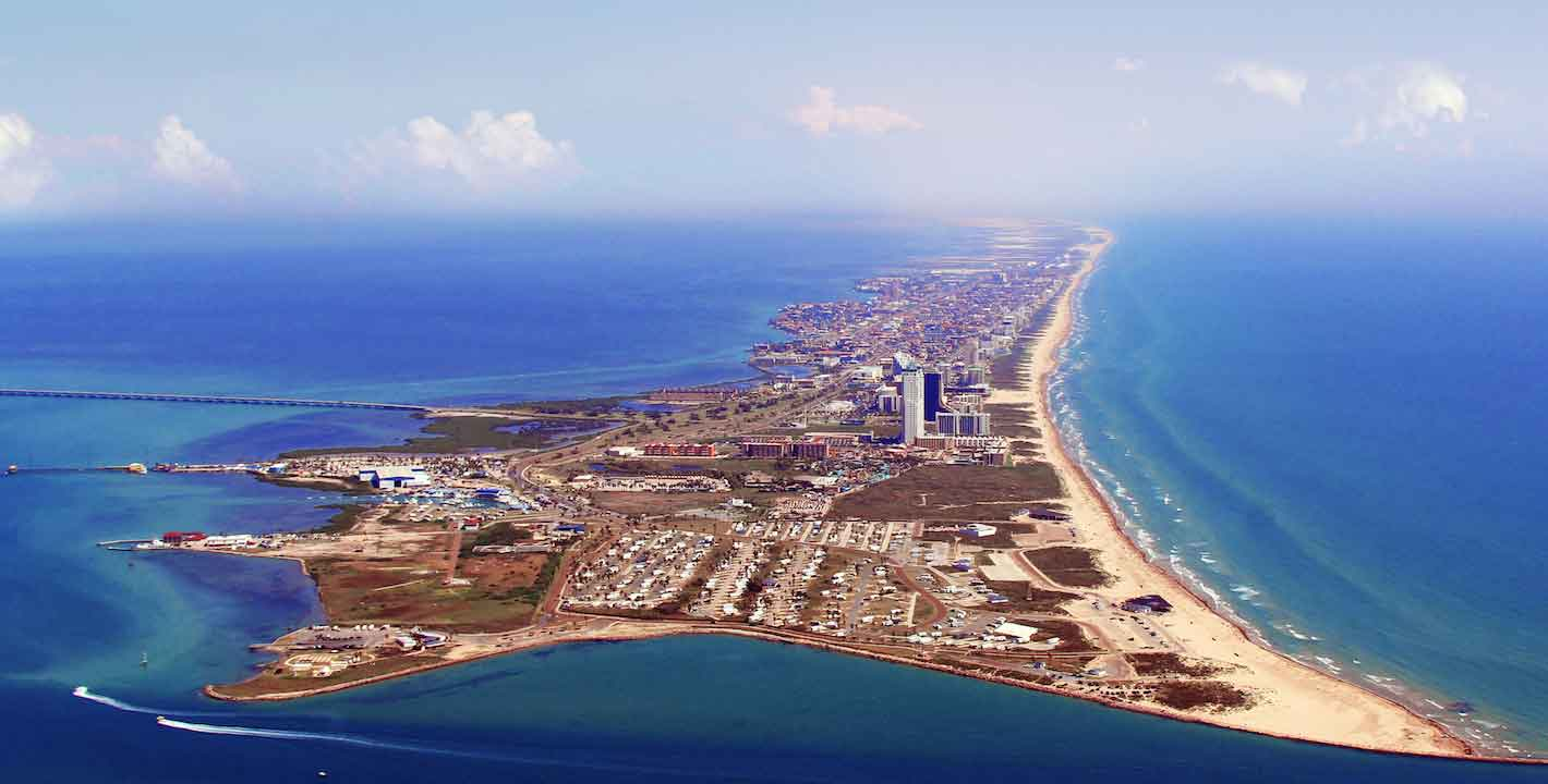Mcallen To South Padre Island